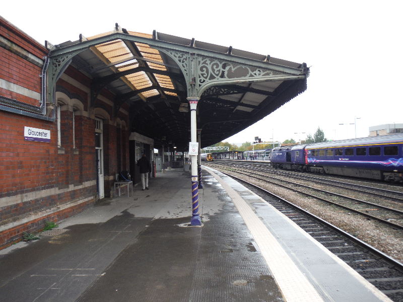 dscf2231  sc 1 st  Everything GWR & Save a GWR station canopy at Gloucester! | Everything GWR