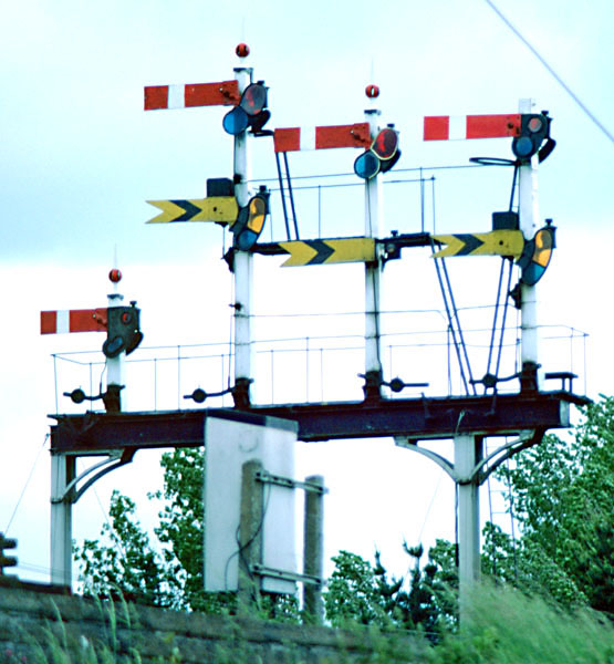 Track, Signals And Signal Boxes