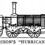 'Hurricane' and 'Thunderer' were the first locomotives supplied to the GWR in 1838.