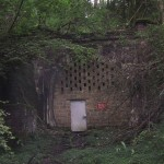The tunnel entrance at Hook Norton. Could this line one day link Cheltenham to Oxford once more?