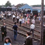 Longmoor Open Day 1969.  Such a shame it did not succeed as a centre