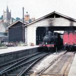 Ashburton - a time warp Brunel terminus