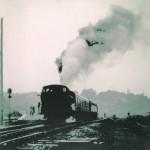 Last train from Portishead