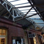 Broadway canopy will look very much like Toddington and will be built in-house in the Steam Department